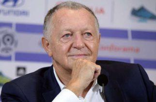 Prezydent Lyonu ujawnił datę rewanżowego starcia z Juventusem w Lidze Mistrzów!