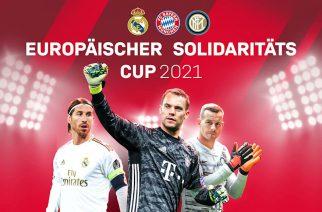 Bayern, Inter i Real zorganizują turniej. Pieniądze mają trafić na szczytny cel
