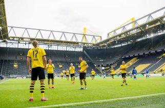 Borussia dała show. Haaland i spółka roznieśli derbowego rywala