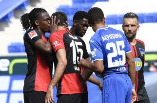 Piłkarze Herthy Berlin zignorowali wytyczne. Zawodnicy nie zostaną jednak ukarani