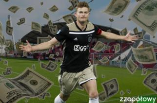 Ćwierć miliarda euro za wychowanków? Ajax mówi, że to możliwe!