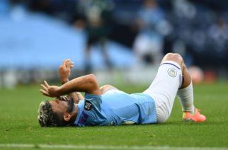 Kontuzja Sergio Aguero. Argentyńczyk nie zagra do końca sezonu?