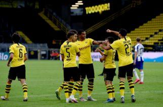 Borussia Dortmund – Eintracht Frankfurt 🇩🇪 Typy, kursy (14.08.2021)