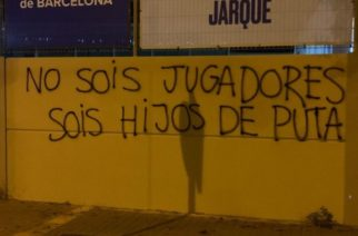 Piłkarze Espanyolu pod presją. Kibice wysłali im obraźliwe wiadomości
