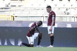 Kontrowersje wokół publikacji Torino. Włoski klub wstawił dwuznaczne zdjęcie