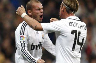 """Sneijder o trudnej przygodzie w Realu Madryt. """"Wódka była moim najlepszym przyjacielem"""""""