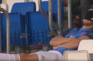 Gareth Bale nie jest zmartwiony brakiem gry [WIDEO]