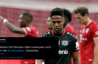 """""""Nie poradziliby sobie nawet w polskiej ekstraklasie"""" – korespondent ESPN bezlitośnie ocenił postawę Bayeru"""
