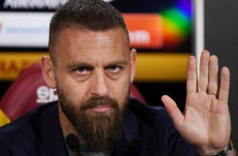 Daniele De Rossi wraca. Ma zostać trenerem drużyny z Serie A!