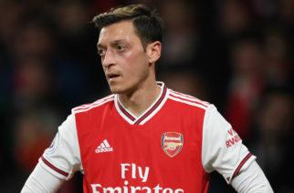 Mesut Oezil jednak opuści Arsenal w zimowym oknie transferowym?!