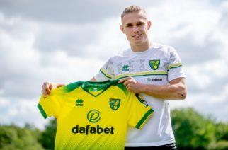 Mała wpadka Norwich City przy ogłoszeniu transferu Przemysława Płachety!