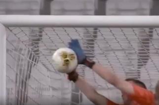 Kluczowa interwencja Wojciecha Szczęsnego w meczu z Lazio! [WIDEO]