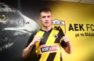 Nietypowy pseudonim Szymańskiego w AEK-u: Wołają na mnie pies