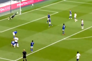 Piękny gol Kane'a wyprowadza Tottenham na trzybramkowe prowadzenie! [WIDEO]