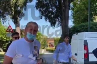 Kamil Glik na testach medycznych w Benevento!