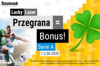 Lucky Loser w Totolotku Serie A