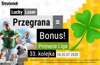 Promocja Lucky Loser w Totolotku!