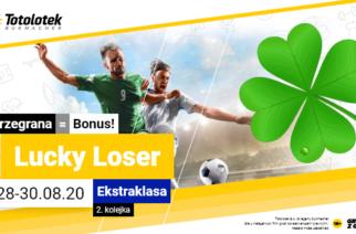 Lucky Loser Ekstraklasa w Totolotku!