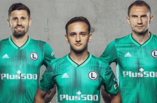 Legia Warszawa ma nowego sponsora. To międzynarodowa firma!