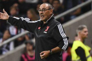 Porażka w Lidze Mistrzów przesądziła. Maurizio Sarri zwolniony z Juventusu!