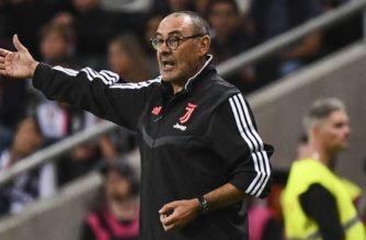 Maurizio Sarri nie chce rozwiązywać kontraktu z Juventusem