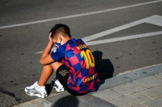 Leo Messi postawił na swoim. Wymowne zdjęcie kibica Barcelony