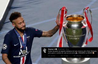 Wpadka Neymara. Pogratulował zwycięstwa… innej drużynie!