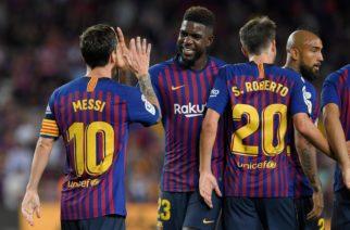 Piłkarz Barcelony z pozytywnym testem na koronawirusa!