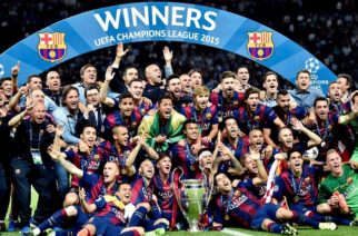 Czy wierzysz w awans Barcelony?