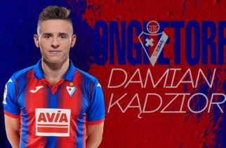 Damian Kądzior został zawodnikiem Eibaru!