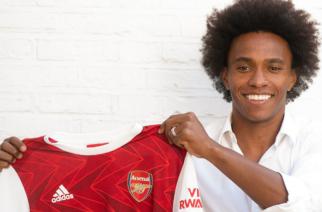 """Pierwszy wywiad Williana w barwach """"Kanonierów"""" – Arsenal to jeden z największych klubów na świecie"""