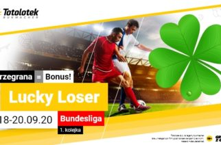 Lucky Loser Bundesliga w Totolotku