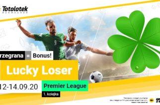 Lucky Loser w Totolotku na Premier League!