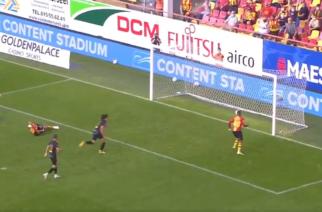 Komiczna akcja na belgijskich boiskach. Aster Vranckx nie trafił do pustej bramki z najbliższej odległości!