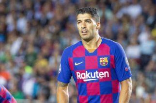 Luis Suarez przebywa we Włoszech. Napastnik walczy o transferu do Juventusu?!