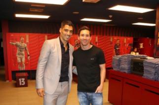 Leo Messi pożegnał Luisa Suareza. Argentyńczyk wbił szpilkę zarządowi Barcelony!
