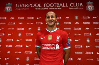 Thiago Alcantara został zawodnikiem Liverpoolu!