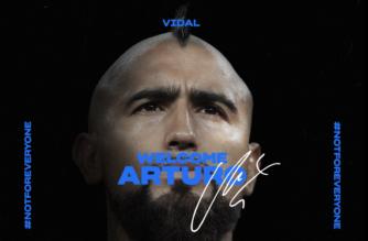 Arturo Vidal został zawodnikiem Interu!