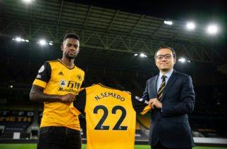 Nelson Semedo został zawodnikiem Wolverhampton!