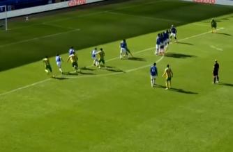 Matheus Pereira z pięknym golem w starciu z Evertonem! [WIDEO]
