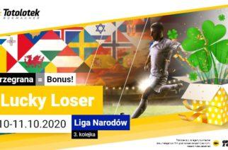 Lucky Loser Liga Narodów w Totolotku!