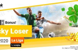 Lucky Loser La Liga w Totolotku!