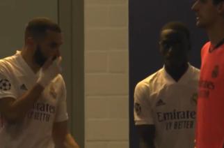 Benzema zachęcał Mendy'ego do ignorowania Viniciusa: Gra przeciwko nam [WIDEO]