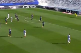 Piękna bramka Edena Hazarda. Belg po ponad roku zdobywa gola dla Realu Madryt! [WIDEO]