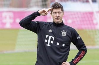 Robert Lewandowski nominowany do nagrody The Best FIFA!