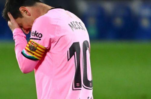 Leo Messi nie chce podpisać nowego kontraktu z FC Barceloną!
