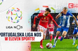 Eleven Sports z prawami do ligi portugalskiej!