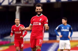 """Jubileusz Mohameda Salaha. Genialna statystyka zawodnika """"The Reds""""!"""