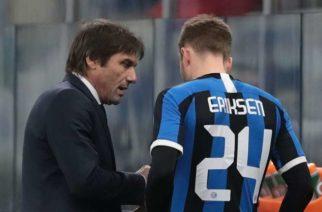 Antonio Conte odniósł się do wywiadu Christiana Eriksena