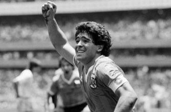 Media: Zmarł Diego Maradona
